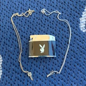 Jewelry - Vintage Playboy Lighter